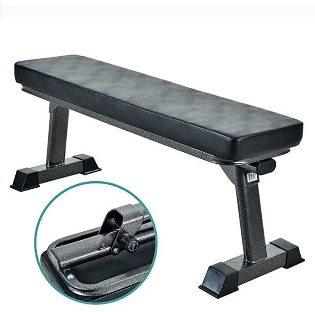 FF Finer Form Foldable Flat Bench 1