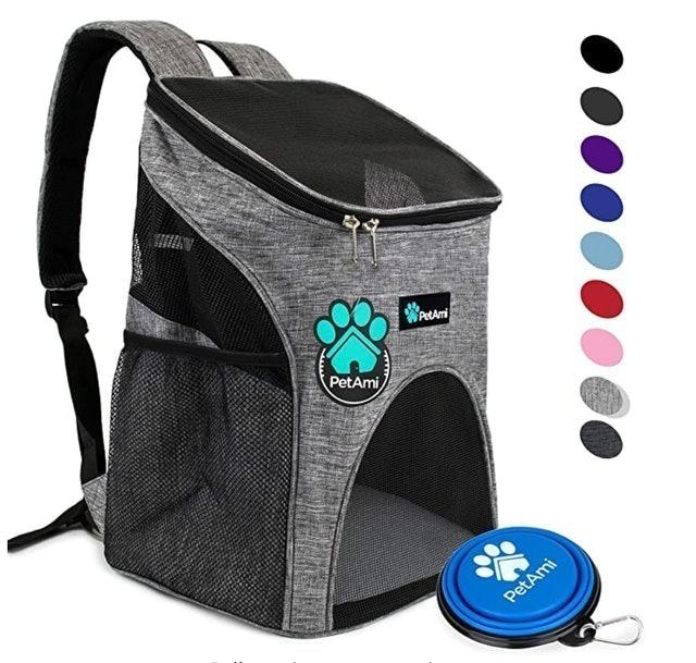 PetAmi Premium Pet Carrier Backpack 1