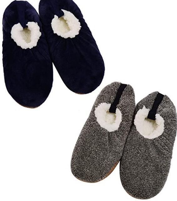 Panda Bros Fluffy Slipper Socks 1