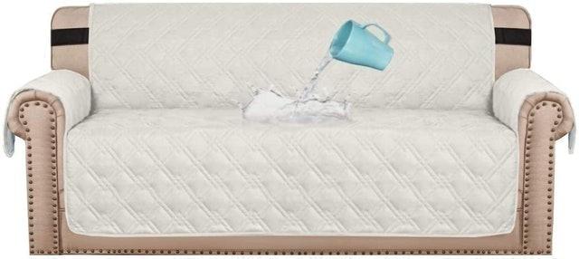 H.Versailex 100% Waterproof Sofa Protector Cover  1