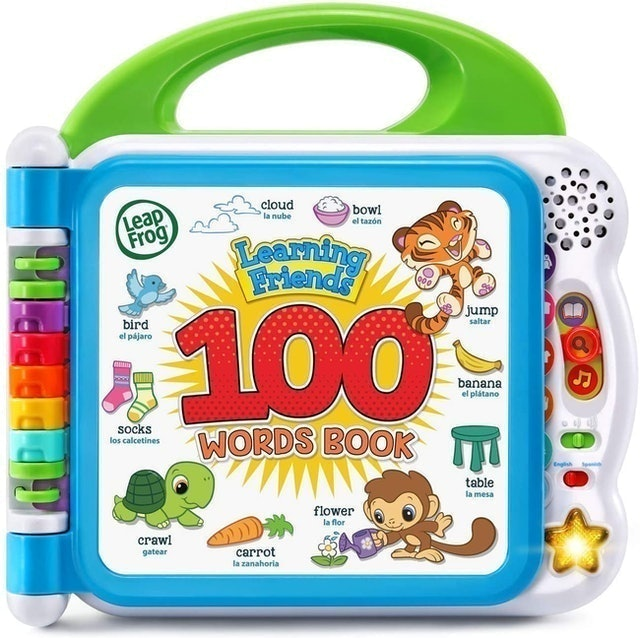 LeapFrog Learning Friends 100 Words Book 1