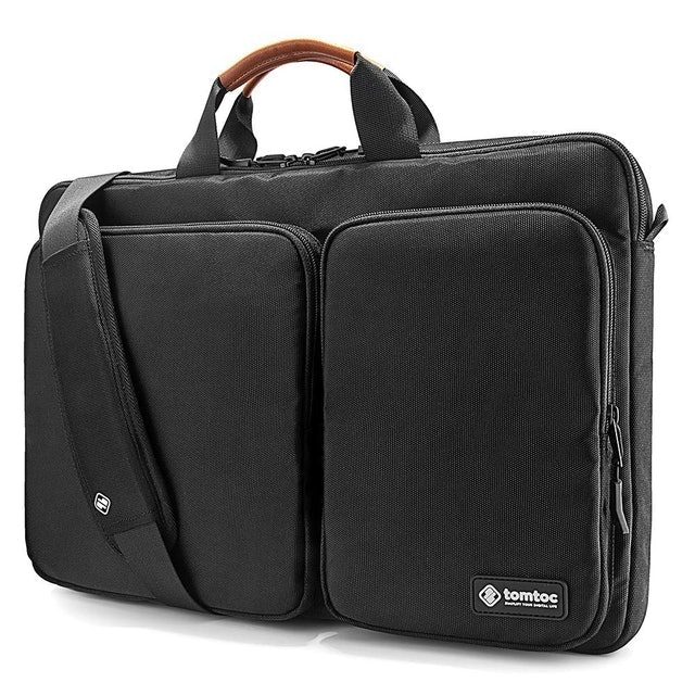 LONMEN 17.3 Inch Laptop Shoulder Bag,Computer Sleeve Carrying Case for 17.3 Lenovo IdeaPad 330 HP Pavilion//Acer//MSI//ASUS Dell Inspiron 17 5000 Gray