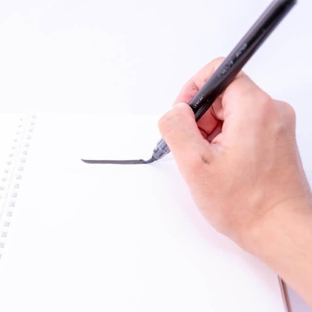 Pilot New Brush Pen Medium 1