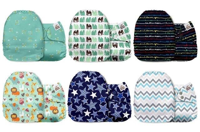 Mama Koala Pocket Cloth Diapers 1
