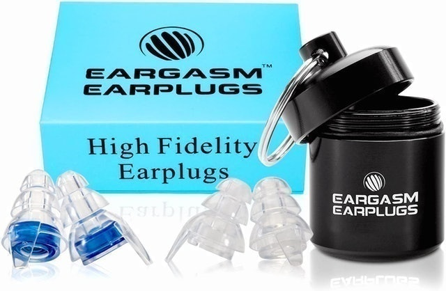 Eargasm High Fidelity Earplugs 1