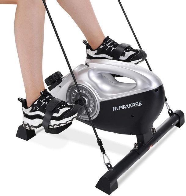 MaxKare Under Desk Bike Pedal Exerciser 1