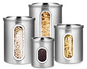 Top 10 Best Best Tea Tins in 2020 (Over the Counter, Home Basics, and More) 4
