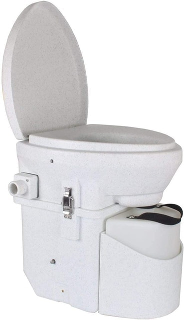 Nature's Head Self Contained Composting Toilet 1