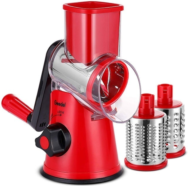 Geedel  Rotary Cheese Grater 1