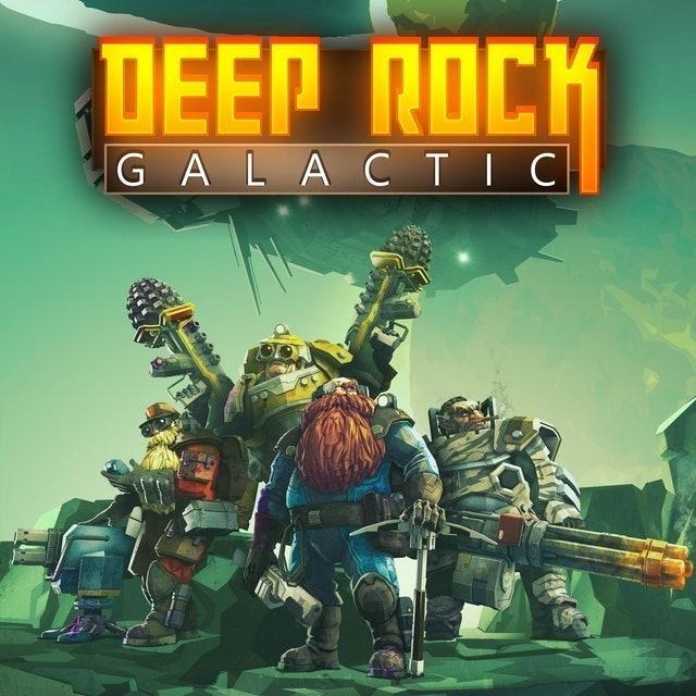 Ghost Ship Games Deep Rock Galactic 1