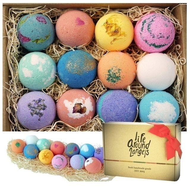 LifeAround2Angels Bath Bombs Gift Set 1