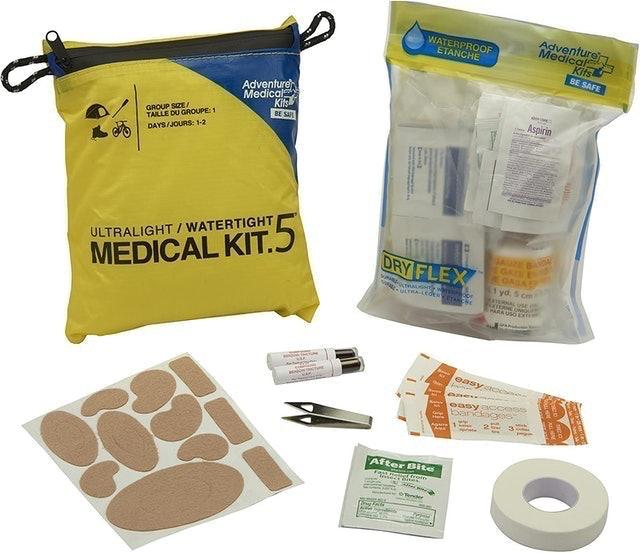 Adventure Medical Kits Ultralight Watertight .5 Medical First Aid Kit 1