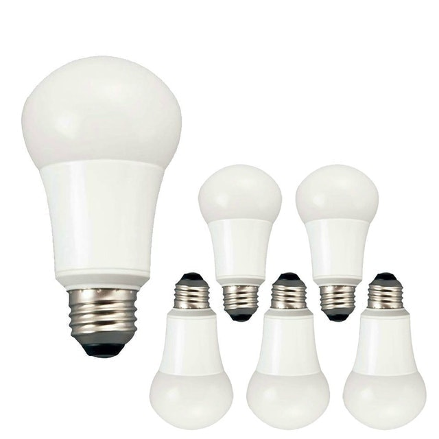 TCP 9W LED Light Bulbs 1