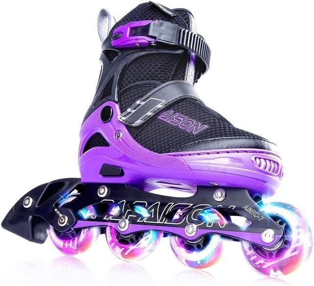 Papaison Adjustable Inline Skates 1