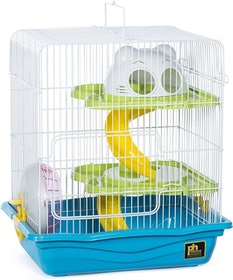 Top 10 Best Dwarf Hamster Cages in 2020 (Habitrail, Prevue Pet Products, and More) 1