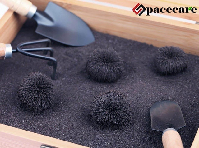 SPACECARE Magnetic Zen Sand Garden Box Set 1