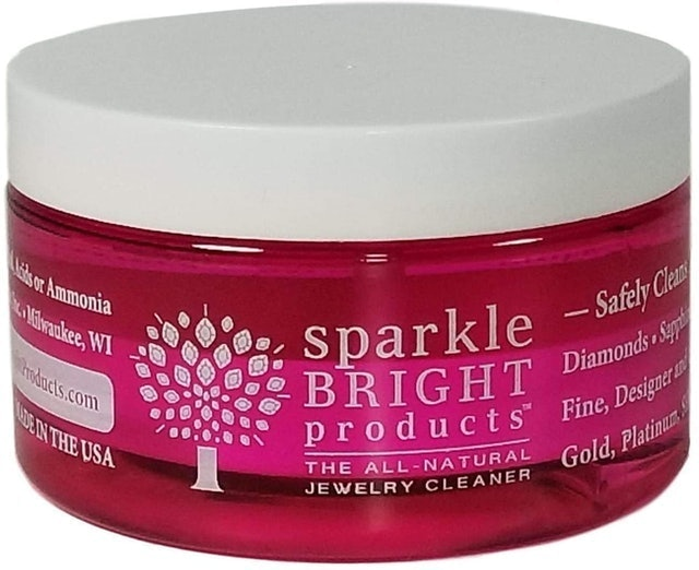 Sparkle Bright Products The All-Natural Jewelry Cleaner 1