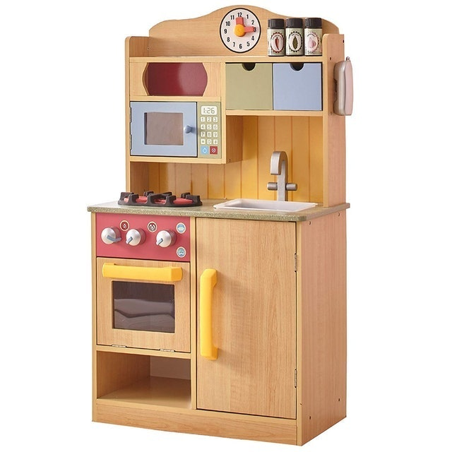 Teamson Kids Little Chef Florence Classic Kids Play Kitchen 1