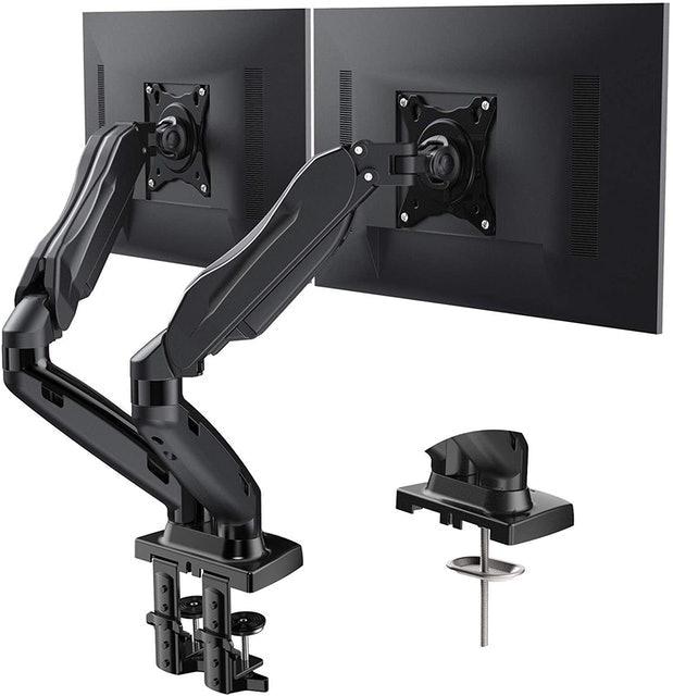 Huanuo Dual Monitor Desk Mount  1