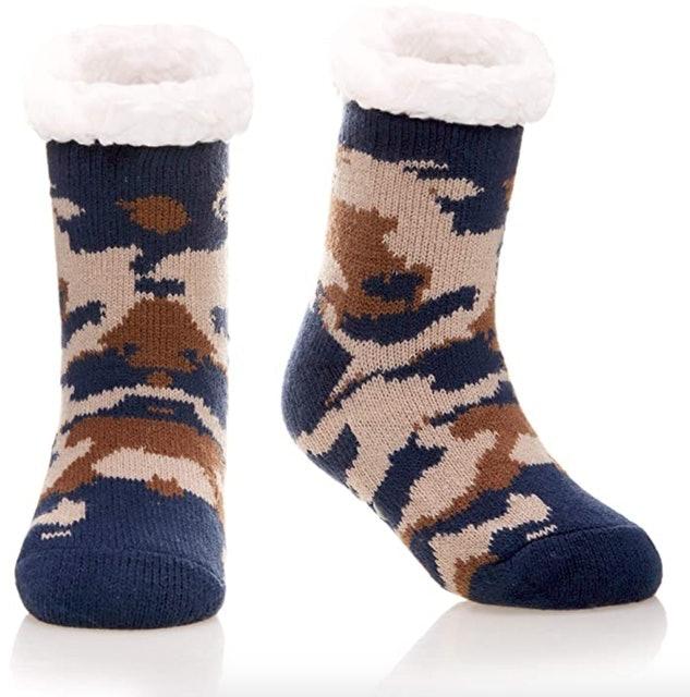 DoSmart Fuzzy Slipper Socks 1
