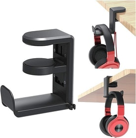 Top 10 Best Headset Stands in 2021 (Corsair, New Bee, and More) 5