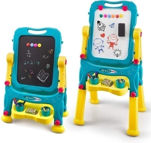 NextX Kids Easel for Two 1