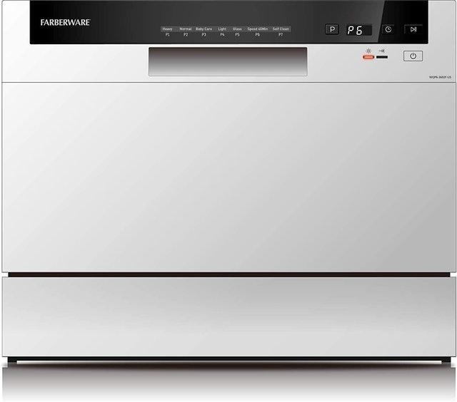 Farberware Compact Portable Countertop Dishwasher 1