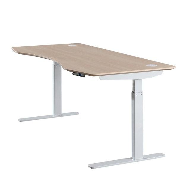 ApexDesk Elite Series 71 inch W Electric Height Adjustable Standing Desk 1