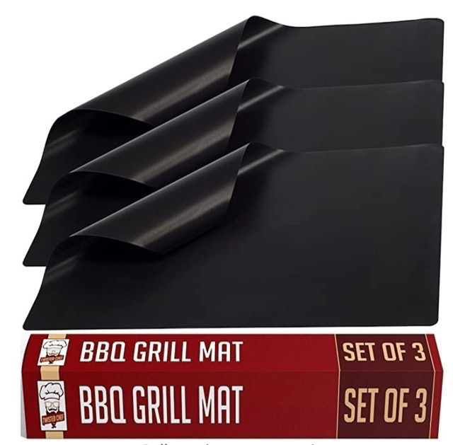 Twisted Chef BBQ Grill Mat 1