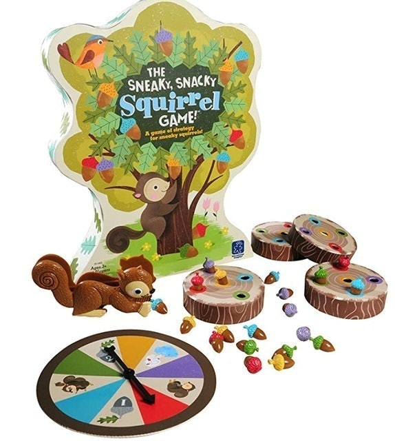 Educational Insights The Sneaky, Snacky Squirrel Game 1
