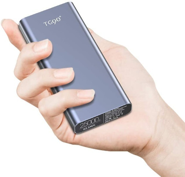Portable Phone Chargers TG90° 25000mAh Power Bank 1