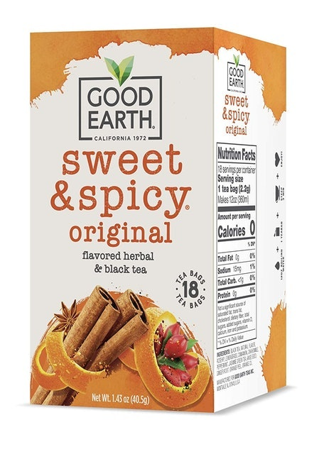 Good Earth Sweet & Spicy Original 1