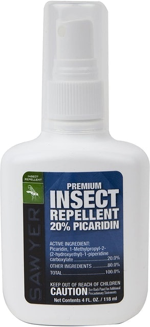 Sawyer Products 20 Percent Picaridin Insect Repellent 1
