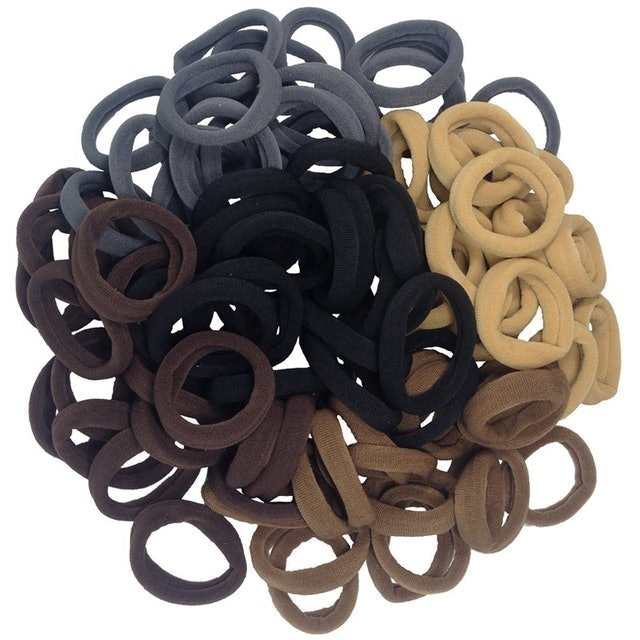 J-MEE Thick Seamless Cotton Hair Bands 1