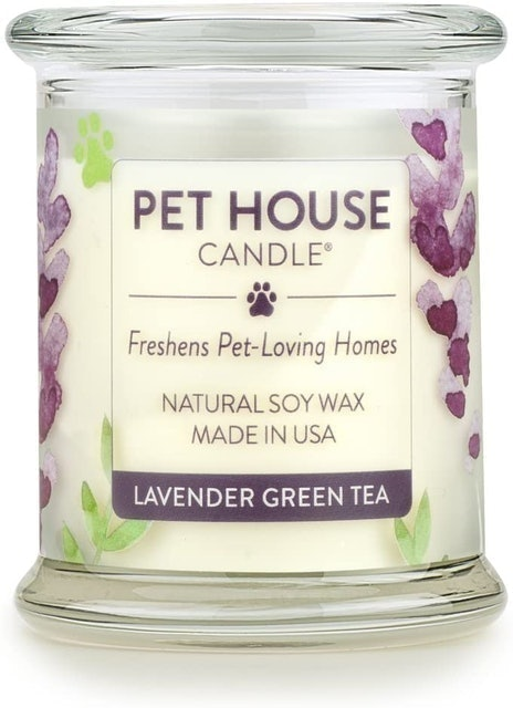 Pet House Candle 100% Natural Soy Wax Candle 1