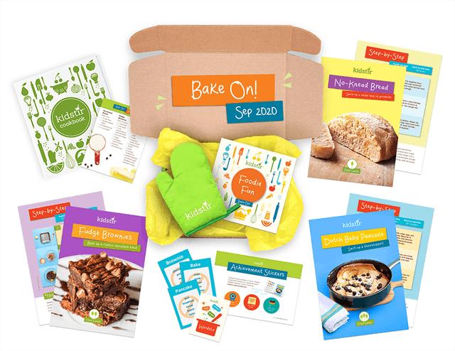 Kidstir Cooking Kits for Kids 1