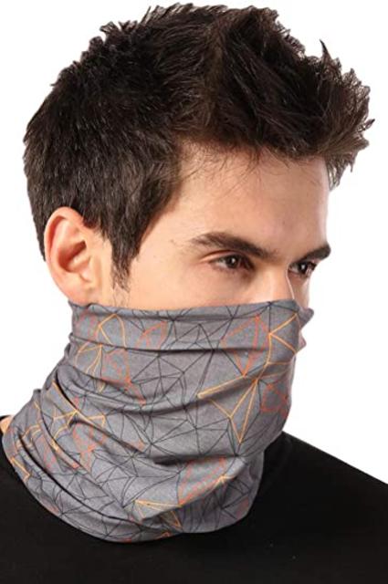 Tough Headband Neck Gaiter Face Mask 1
