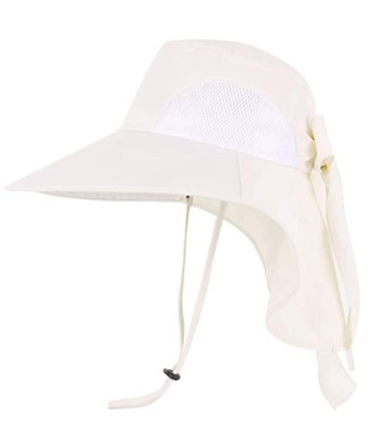Toppers UV Protective Wide Brim Sun Hat With Foldable Flaps 1