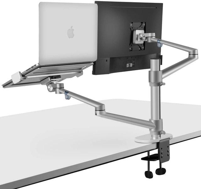 Viozon Monitor and Laptop Mount 1