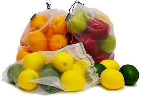 Top 10 Best Reusable Produce Bags in 2021 (Earthwise, Small Fish, and More) 1