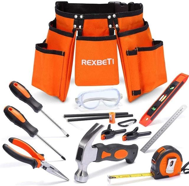 Rexbeti Young Builder's Tool Set 1