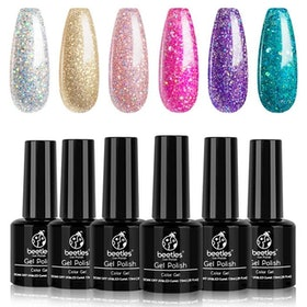 Top 10 Best Glitter Nail Polishes in 2021 (Essie, Orly, and More) 1