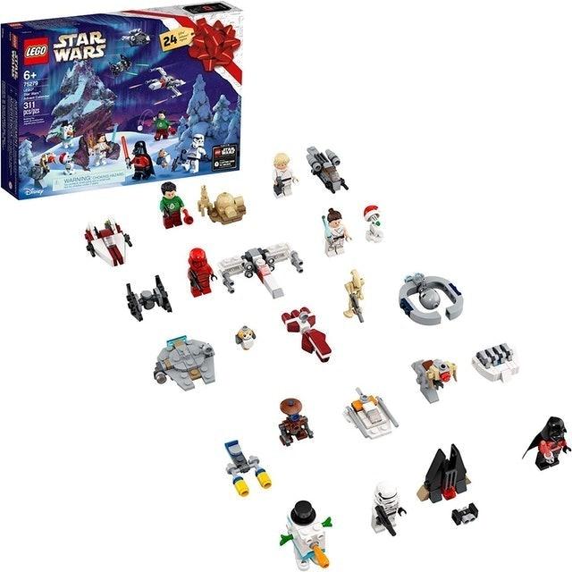 LEGO LEGO Star Wars Advent Calendar 1