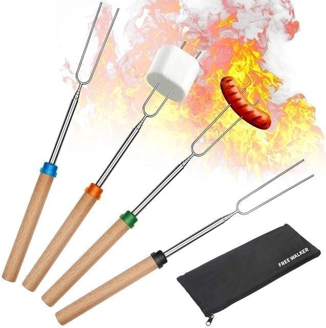 Kicknbac Assets Glow-in-the-Dark Roasting Sticks 1