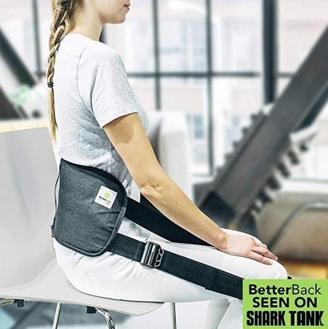BetterBack Lower Back Support Posture Belt 1