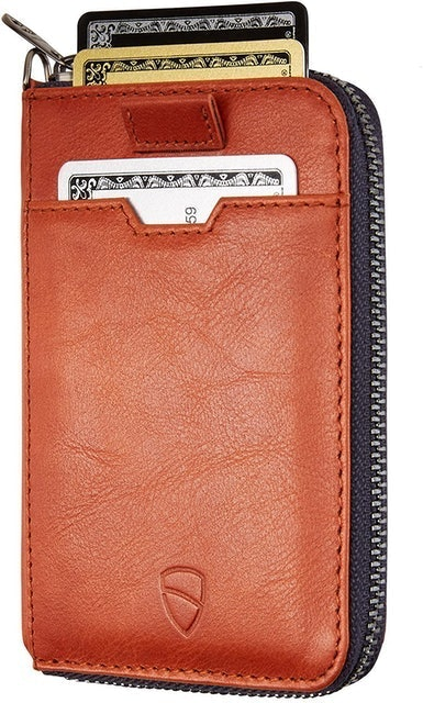 Vaultskin Notting Hill Slim Zip Wallet 1