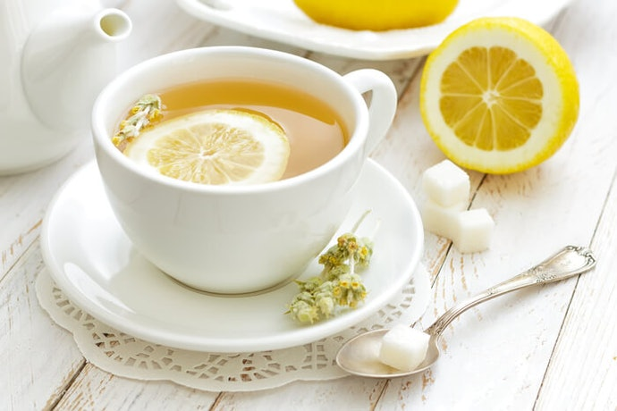 Lemon Tea: Veer Away from Tannin