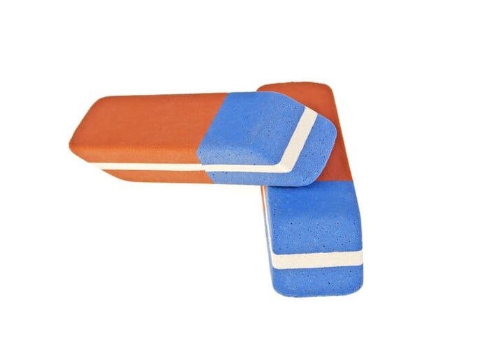 Check the Shape of the Eraser for Practical Purposes