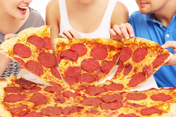Size of the Pizza: For a Party of One, Don't Go over 7 Inches