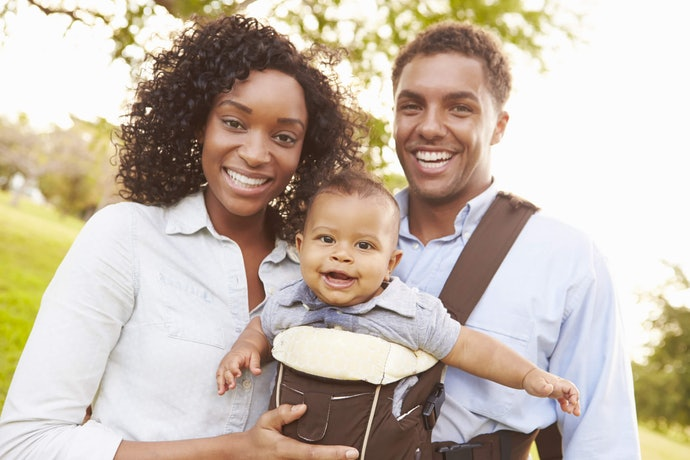 Great for Long Trips: Baby Carriers Support the Baby and the Parent Carrying the Baby